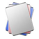 方形鋁合金滑鼠墊