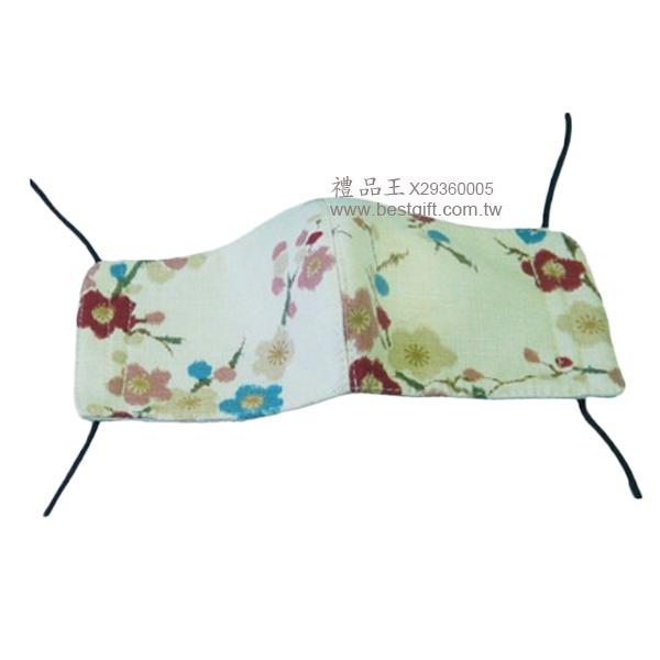立體布口罩(聚酯纖維)